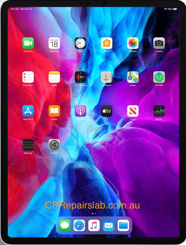 iPad Pro 4th gen 12.9 2020