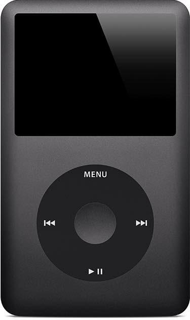 iPod Classic Repair in Melbourne