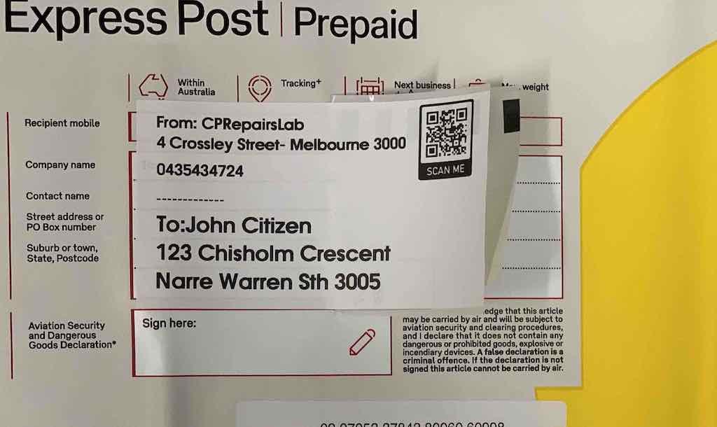 CPRepairsLab-Express Post