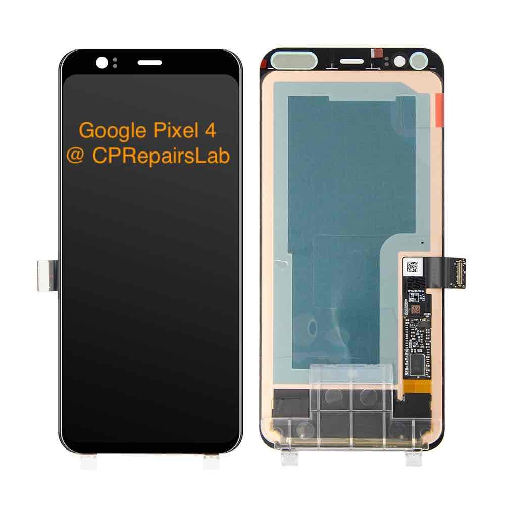 Google Pixel 4 Screen