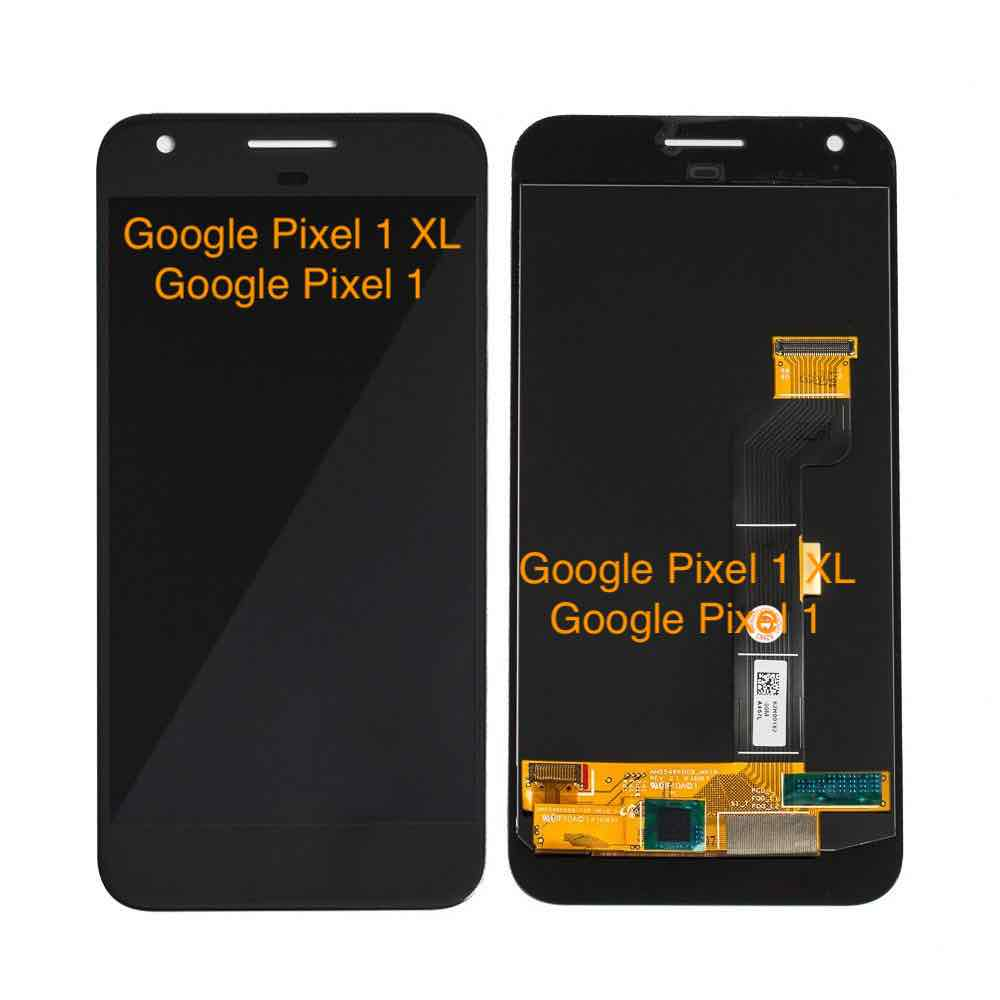 Google pixel screen