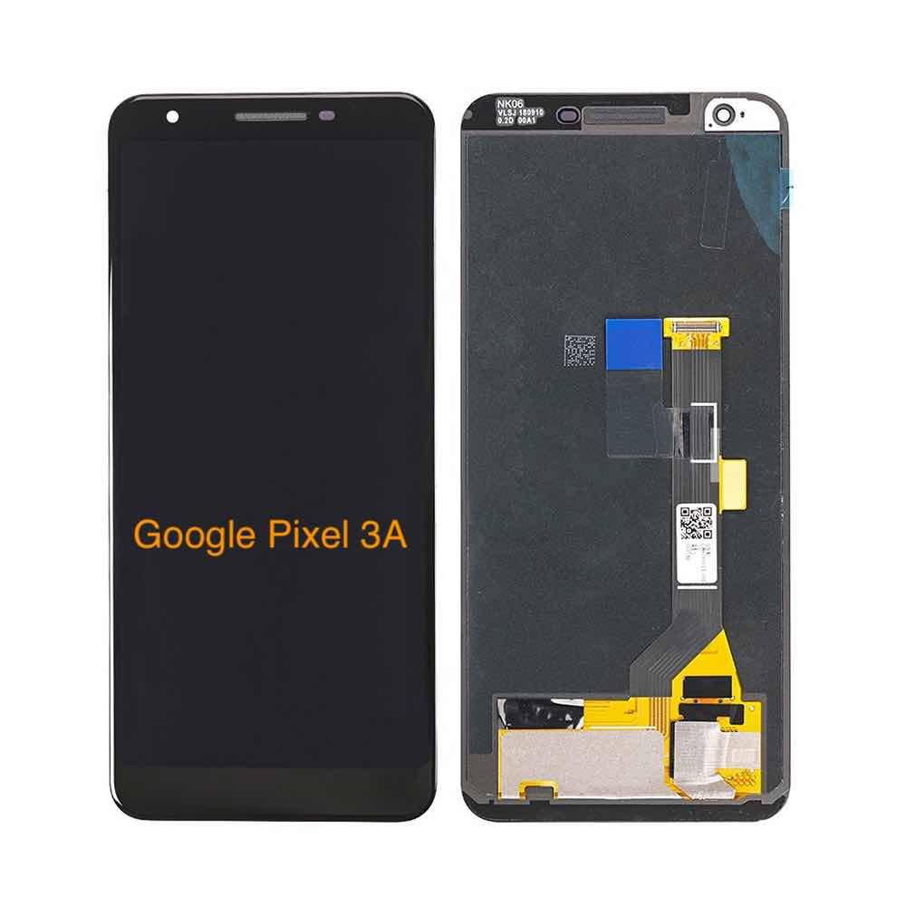 google pixel 3a screen repair