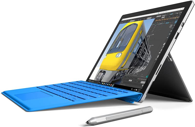 Surface PRO 4 Screen Replacement