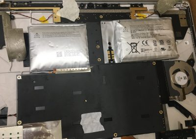 Surface Book LCD Battery Replacement